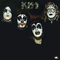 KISS Kiss Vinyl Record LP Casablanca 2014